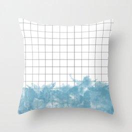Shallow Throw Pillow