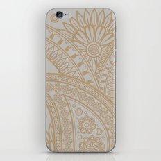 Paisley Platinum iPhone & iPod Skin
