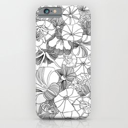 Flowers2 iPhone Case
