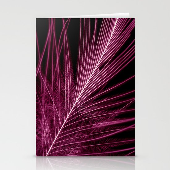 feather VI Stationery Cards