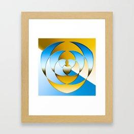 Coordination - 1 Framed Art Print