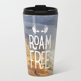 Roam Free NZ Travel Mug