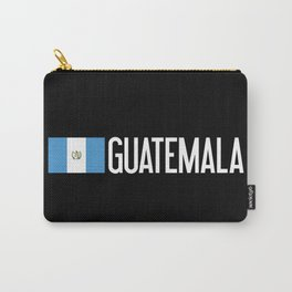 Guatemalan Flag & Guatemala Carry-All Pouch