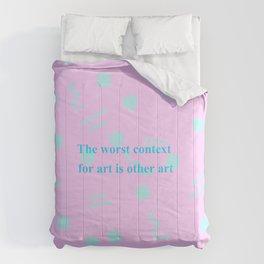 context Comforters