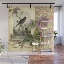 The Pet Bird Wall Mural