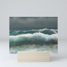 Sea View 276 Mini Art Print