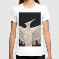 mockingjay T-shirts featuring The Mockingjay. by Lithh