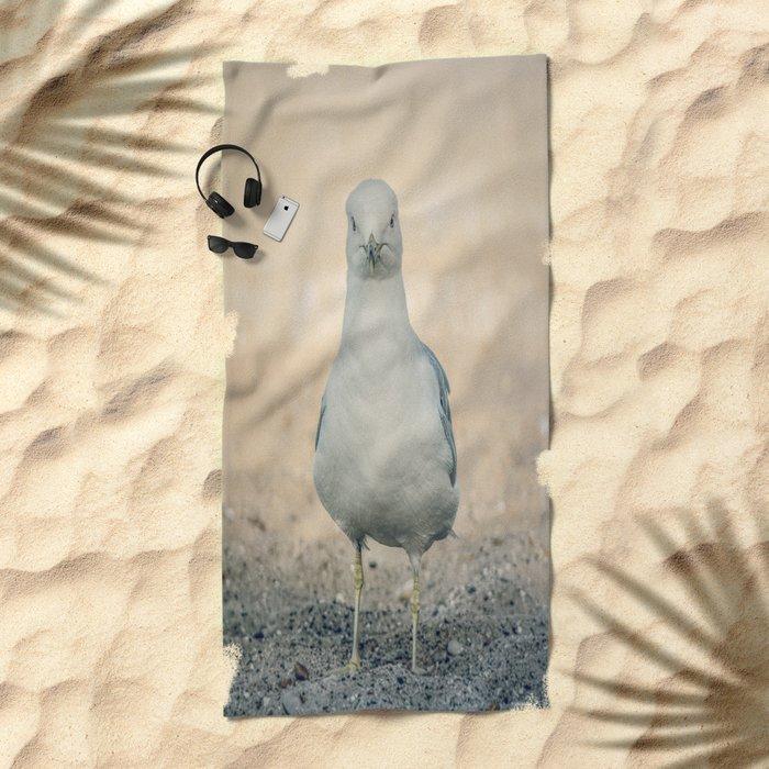 Mine Beach Towel