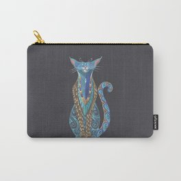 Cat Totem Carry-All Pouch