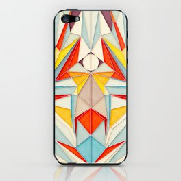 Everything is Fine iPhone Skin