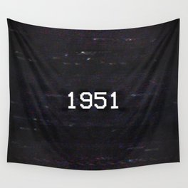 1951 Wall Tapestry