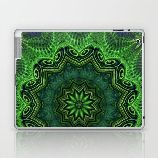 Harmony in Green Laptop & iPad Skin
