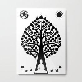 Bodhi Tree0407 Metal Print