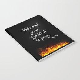First Steps Notebook