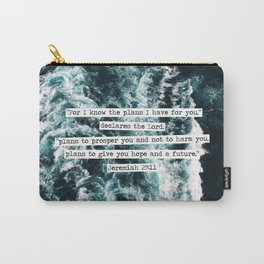 Jeremiah Ocean Carry-All Pouch