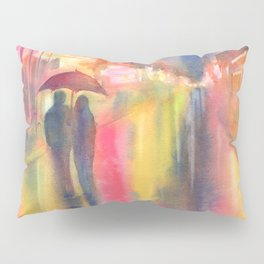 Rainy Night in New Orleans Pillow Sham