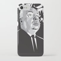 hitchcock iPhone & iPod Cases featuring Hitchcock by Matt Fontaine
