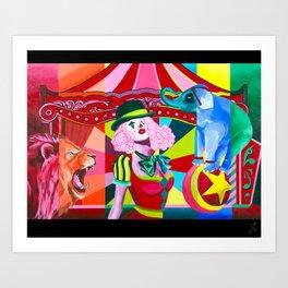 Play House Art Print