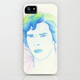 Rainbow Sherlock iPhone Case