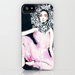 Kendall for Vogue iPhone Case