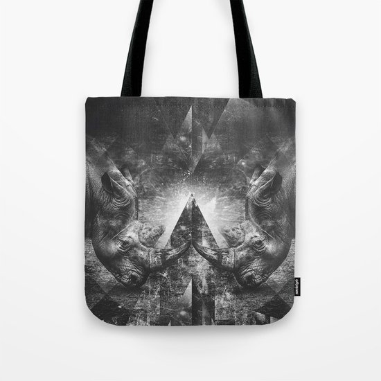Rhino resistance Tote Bag