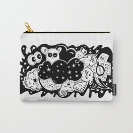 What? - It's Doodle baby! Carry-All Pouch