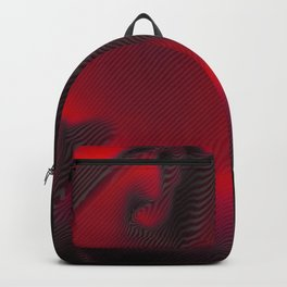 Red Hot Glow Backpack