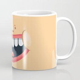 Just smile :) Coffee Mug