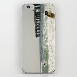 Surfs Up - Panama City Beach, FL iPhone Skin