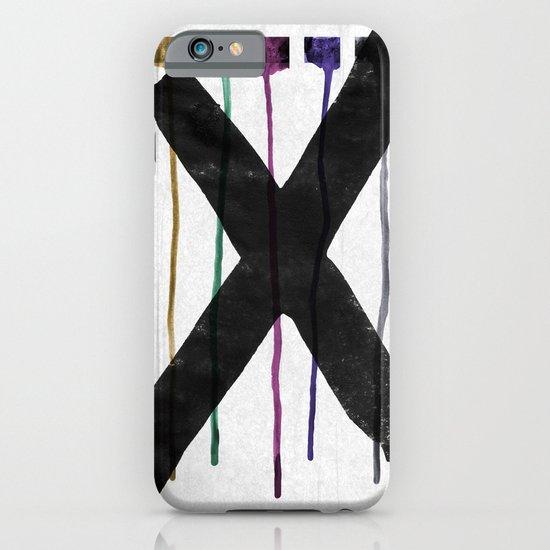 The Taciturn. iPhone & iPod Case
