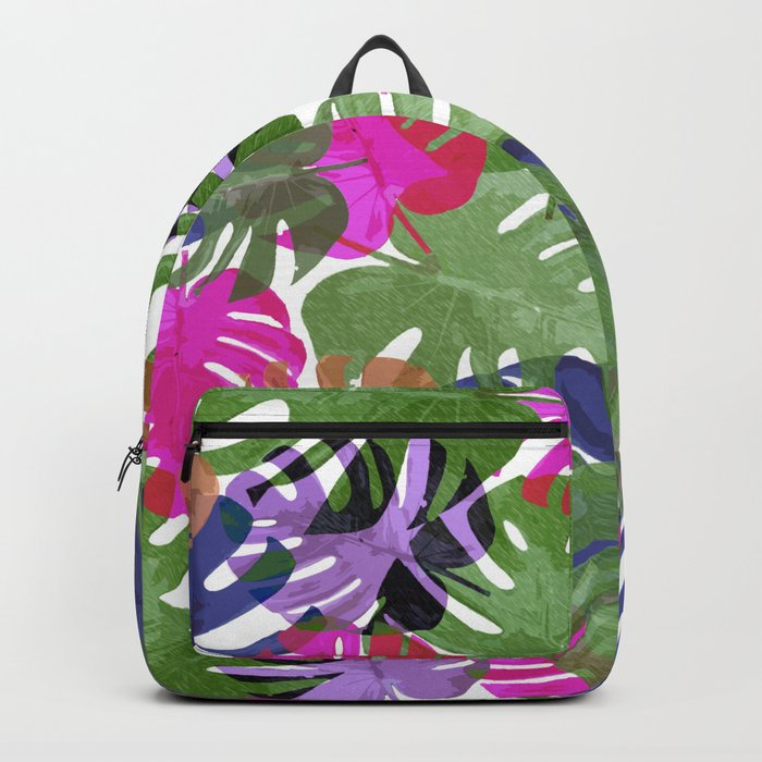 Monstera Glory Backpack