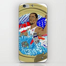 Athletics Porthole iPhone Skin