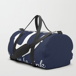 Refuse to Sink Duffle Bag