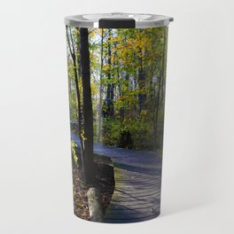 Boardwalks of southern Ontario, CA Travel Mug