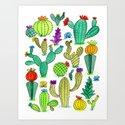 Cacti by jessieamo