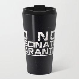 Quarantine Travel Mug