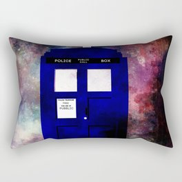 A stain in time and space Rectangular Pillow