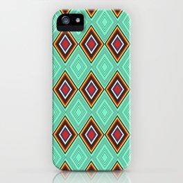 Tribal X iPhone Case