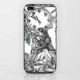 Inktober 2018: Clock iPhone Skin