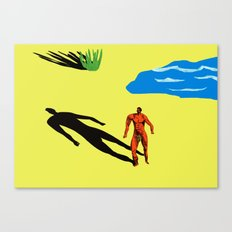 Deserted Canvas Print