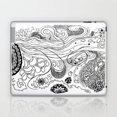 Geometric Stream Laptop & iPad Skin