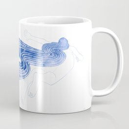 Water Nymph XLVII Coffee Mug