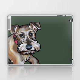 Maggie the irish terrier Laptop & iPad Skin