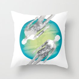 Nonbiologicals Revised Throw Pillow