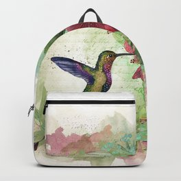 Fleeting serendipity Backpack