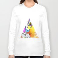 let it go Long Sleeve T-shirts featuring Let Go by Ryan Blanchar