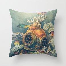 Seachange Throw Pillow