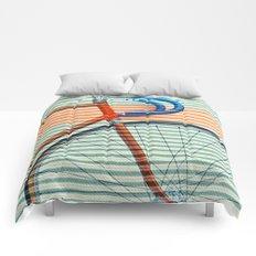 Standard Striped Bike Comforters