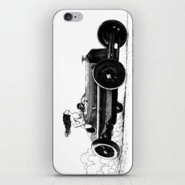 asc 708 - L'ivresse de la vitesse (Need for speed) iPhone Skin