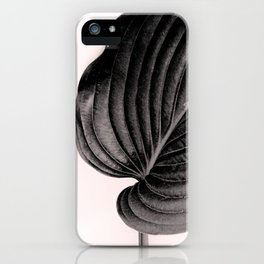 Hosta iPhone Case